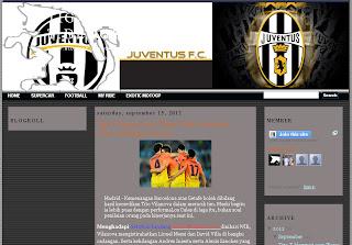 Template Juventus