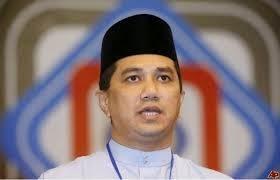 Biodata Azmin Ali