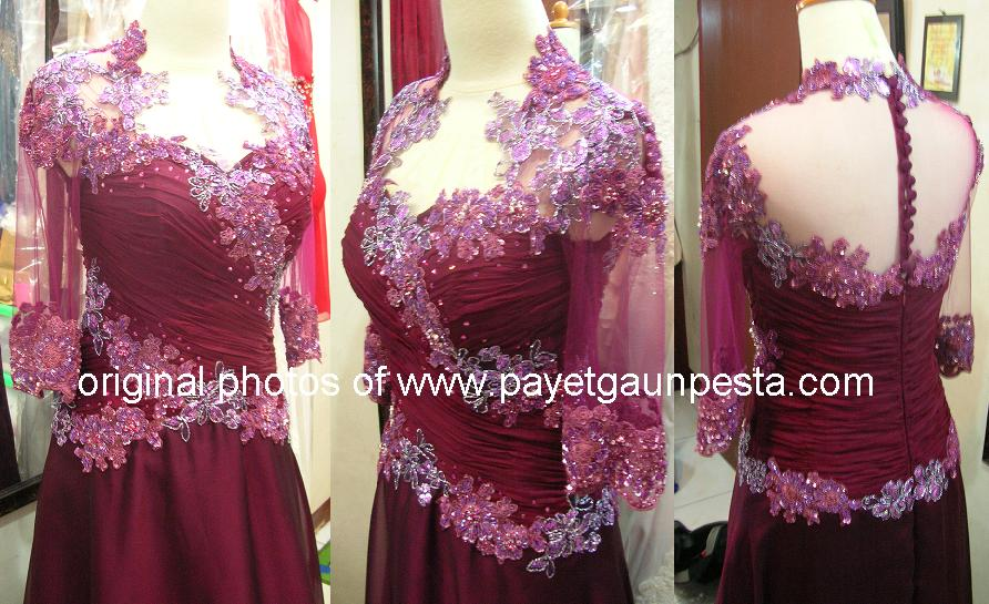 ... Pesta Gaun Pengantin Batik Modern Dan Brokat Gaun | Short News Poster