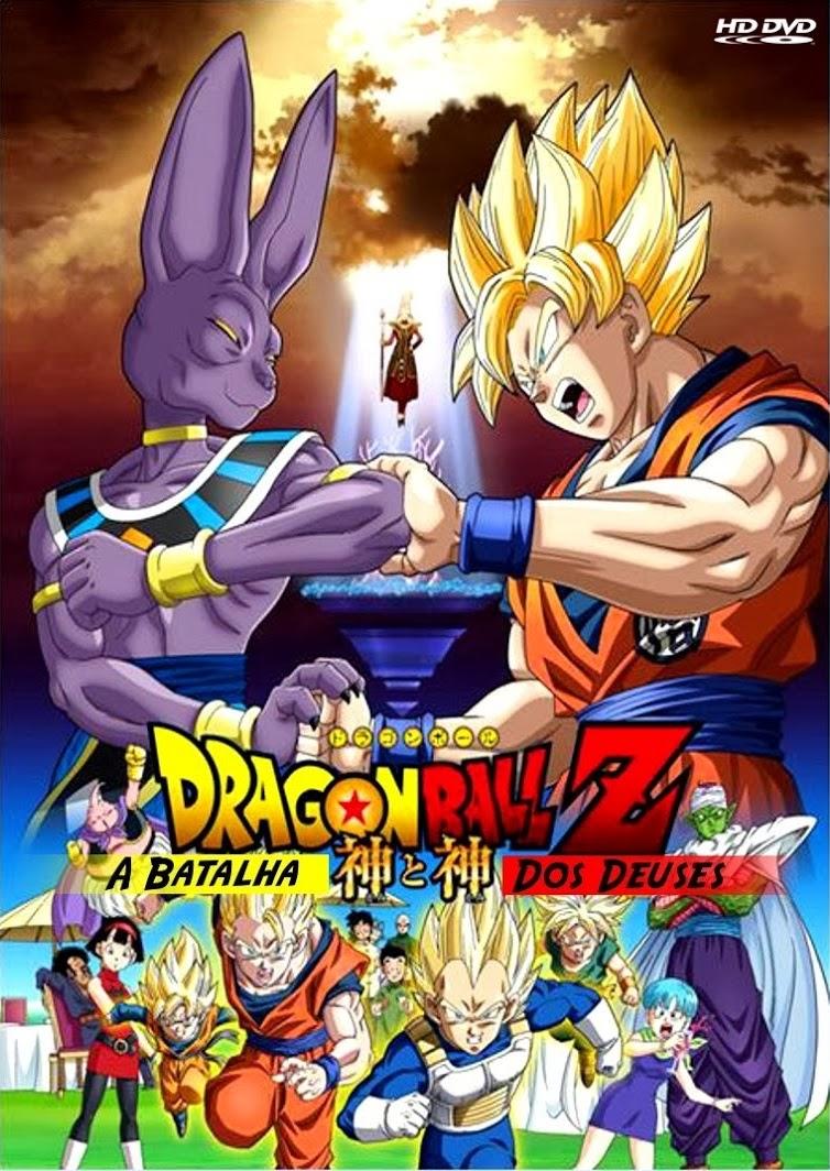 Dragon Ball Z: A Batalha dos Deuses – Dublado (2013)