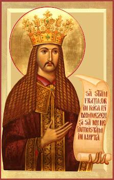 Azi 26 septembrie praznuirea Sfantului Voievod Neagoe Basarab!