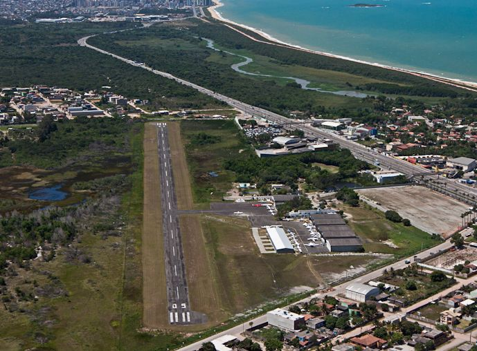 Aeroporto Espirito Santo : Ninja aeroclube do espírito santo