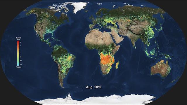 La NASA alerta de que la Tierra está amenazada
