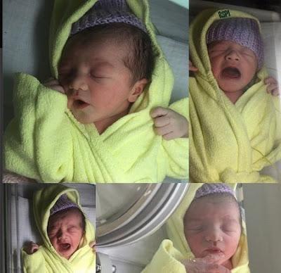 foto bayi anak ashanty