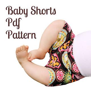 newborn shorts pattern