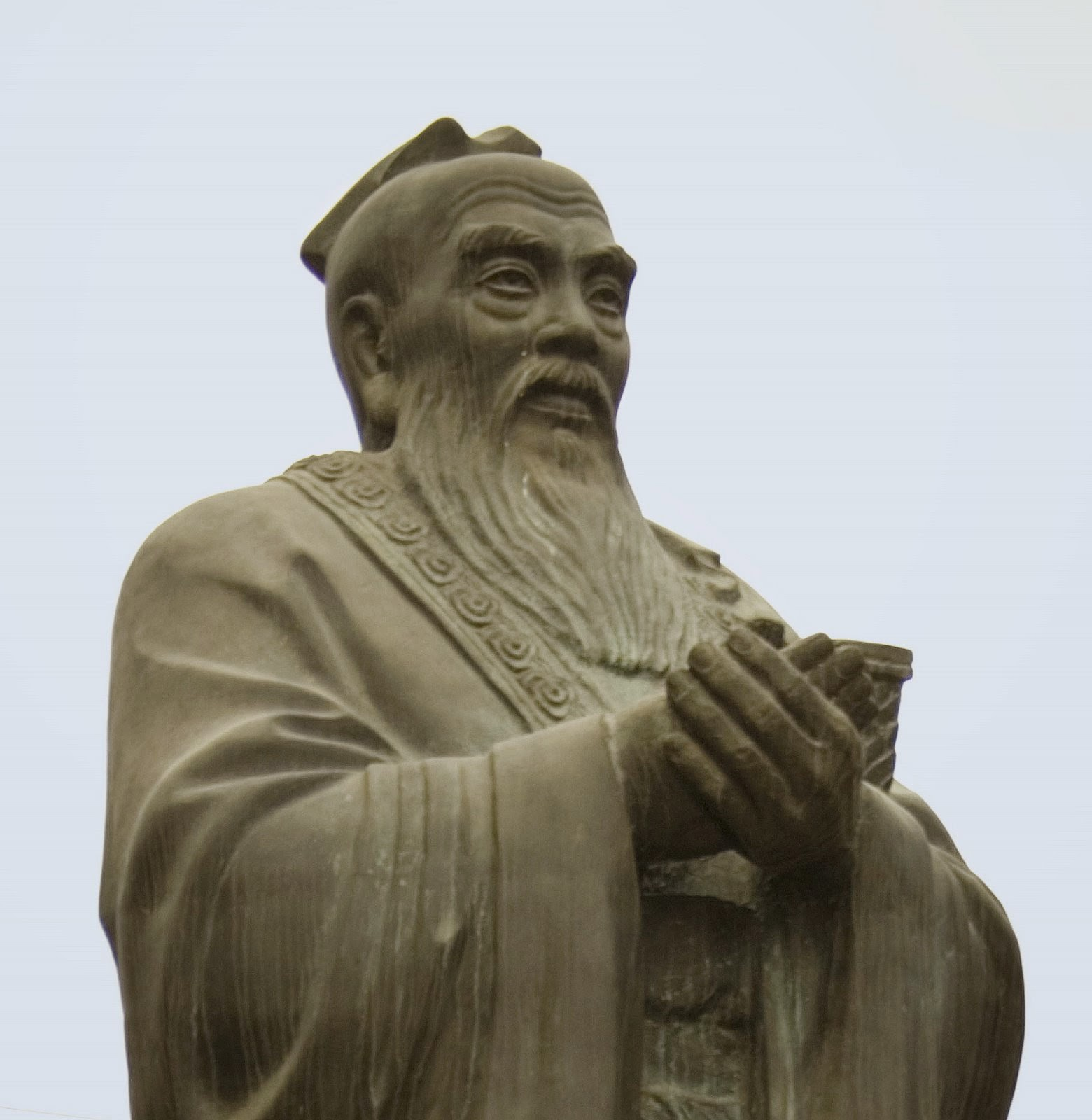 Top 14 Greatest Philosophers And Their Books - Confucius