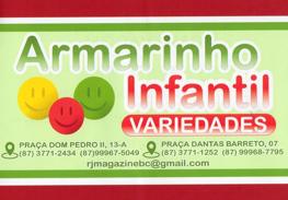 Lojas Armarinho Infantil