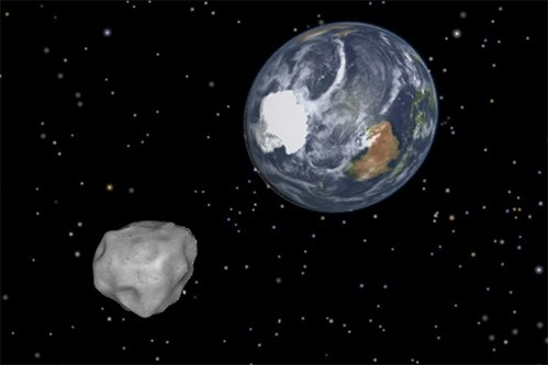 Asteroide QE2