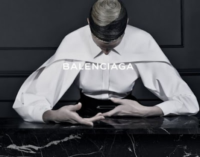 Alexander Wang's First Ad Campaign for Balenciaga Fall 2013
