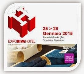 Expo Riva Hotel dal 25 al 28 Gennaio  Riva del Garda