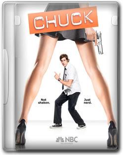Todas Temporadas de Chuck Dublado