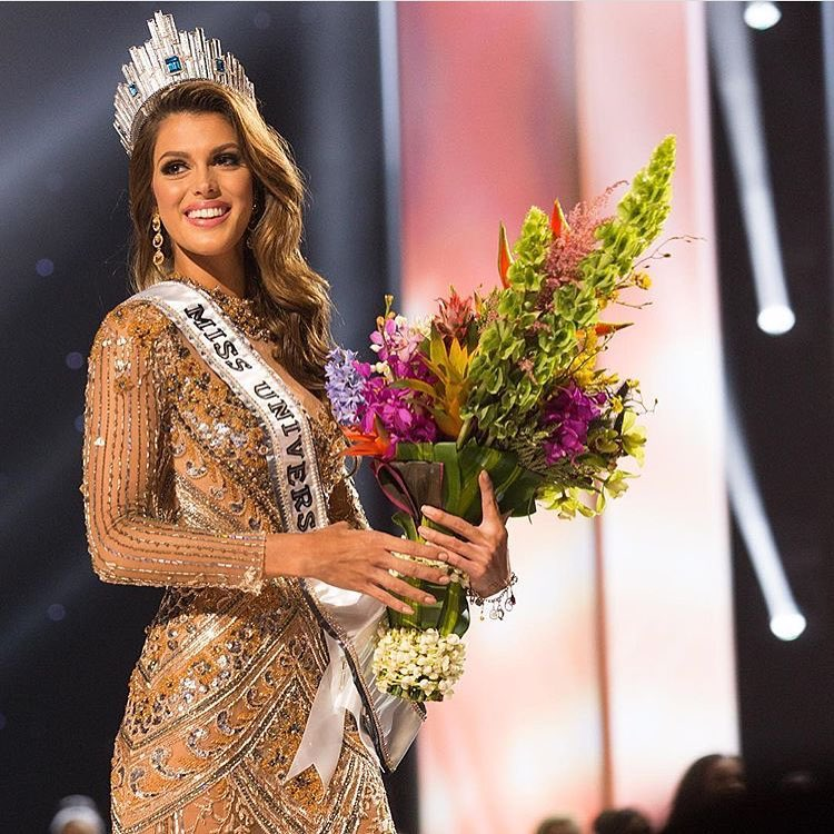 Miss Universo 2016 - França - Iris Mittenaere