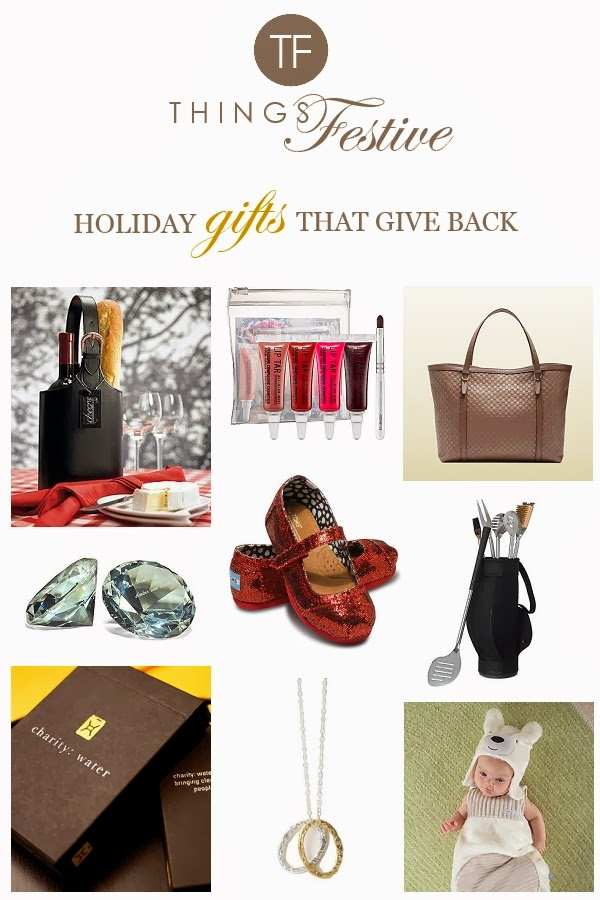 charitable holiday gifts