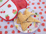 Diabetic Vegan Friendly Shortbread