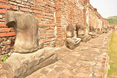 Buddhas on Wat