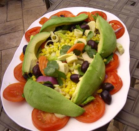 Amaranto hoy la comida vegetariana - Comidas vegetarianas ricas ...