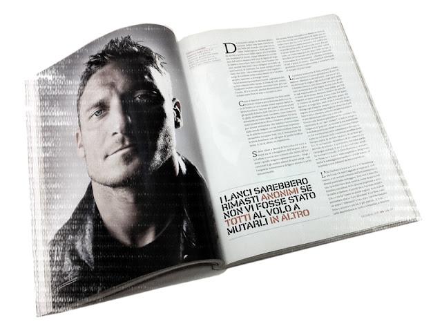 Francesco Totti - Servizio Fotografico per GQ