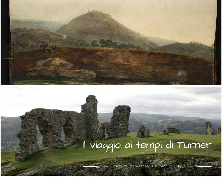Viaggio ai tempi di Turner