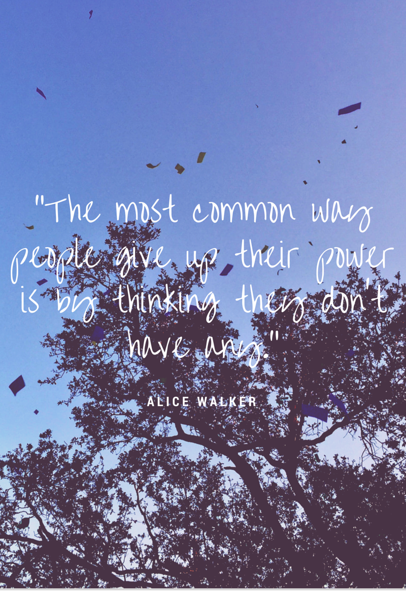 Alice Walker Quote Cordier Events