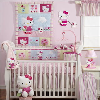 Hello Kitty Toddler Room - Toddler Room