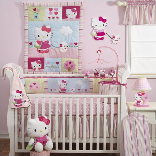 Hello kitty toddler room toddler room