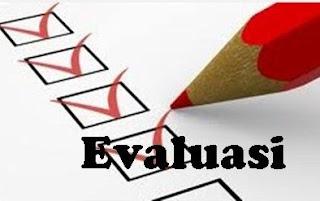 Pengertian Evaluasi usaha
