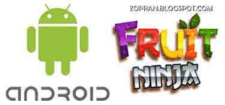 game android fruit ninja