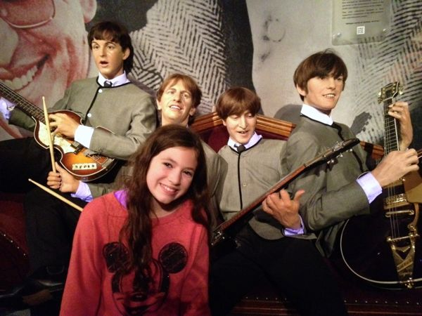 NowThisLife.com - Madame Tussauds - New York - Beatles