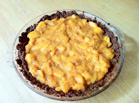 Nutty Crust Peach Pie Gluten Free Recipe