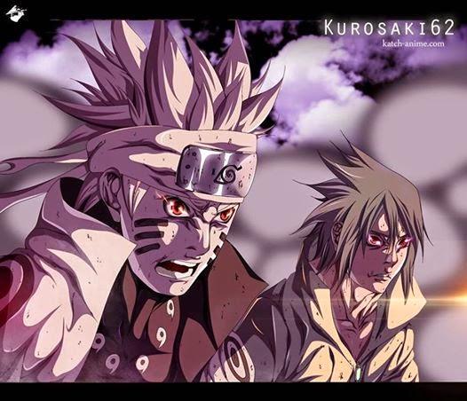 Alur Cerita Naruto Chapter 682 (versi teks)