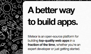 Meteor video on building apps