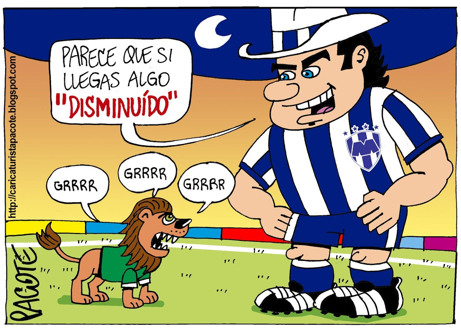 imagenes chistosas de monterrey contra tigres - Los Memes del Monterrey vs América Semifinal Apertura 2015