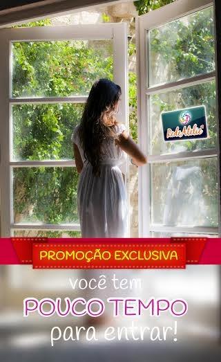 RedeAteliê promoção de pré-lançamento
