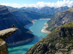VisitarBergen.es - Hardangerfjord - Trolltunga