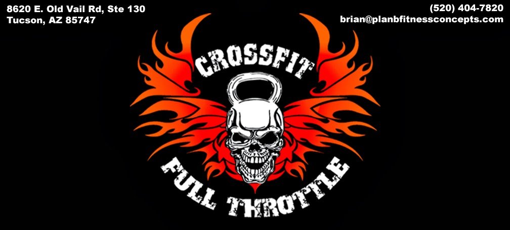 CrossFit Full Throttle