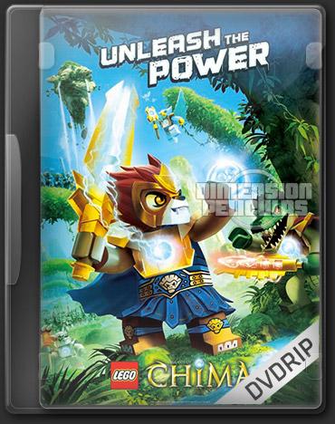 Lego: Leyendas De Chima (DVDRip Español Latino) (2013)