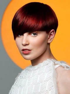 Casual Short Straight Hairstyles 2013