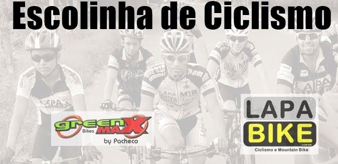 Escolinha de Ciclismo Green Max Lapa Bike