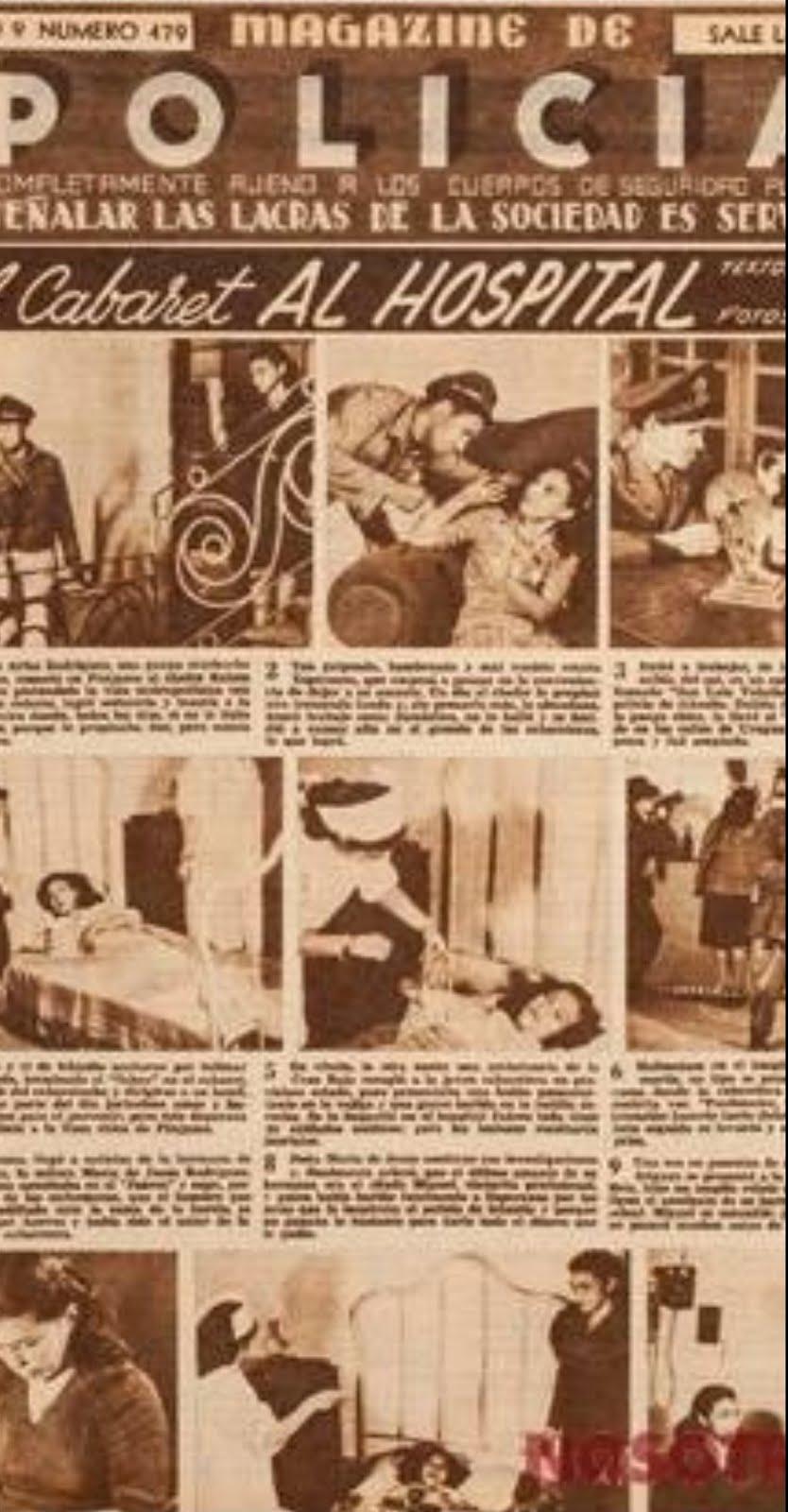 La propaganda del miedo contra la vida nocturna de los años 50