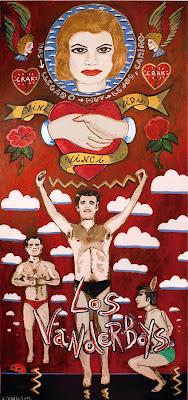 Has llegado muy lejos cariño, Agustí Garcia Monfort, Bad Painting, Pinturas, Dr. Vander, los Vanderboys