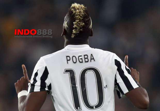 Paul Poga Mencintai Juventus Sepenuh Hati - Indo888News
