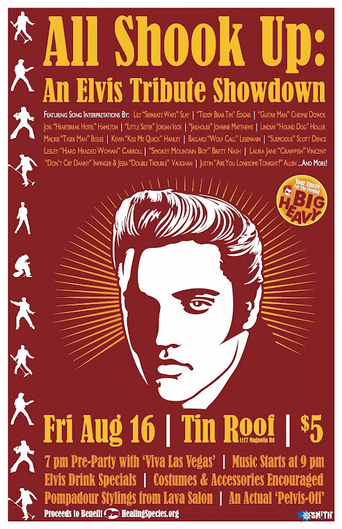 All Shook Up: An Elvis Tribute Showdown