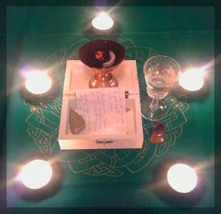 Ritual de Fin de Año con los 5 Elementos