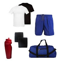 Shopclues:Buy Combo of 2 Gym Tshirts, Shorts ,Gym Bag, Sipper & Wrist band at Rs-399:buytoearn