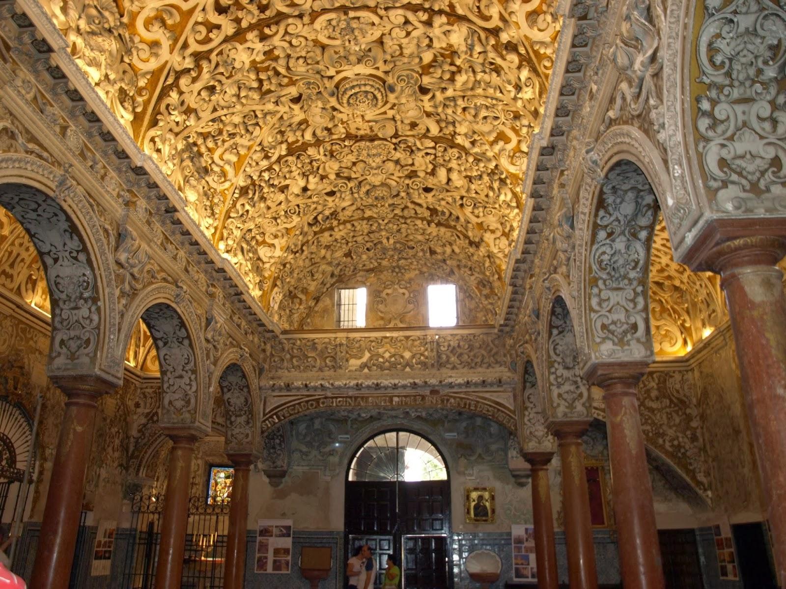 Santa Maria la Blanca Iglesia Sevilla