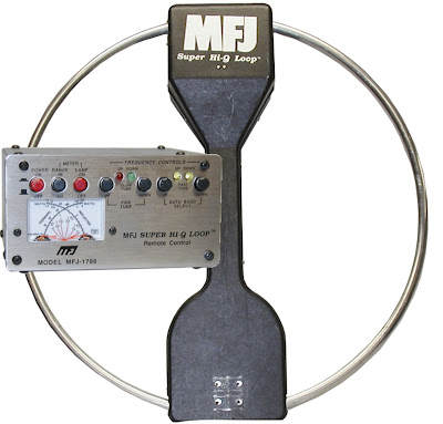 MFJ Magnetic Loop Antenna