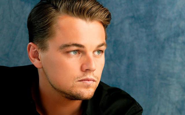 Rostro de Leonardo DiCaprio Fondos de Pantalla de Hombres