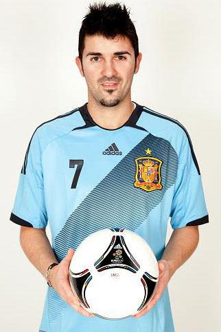 camiseta azul selección española