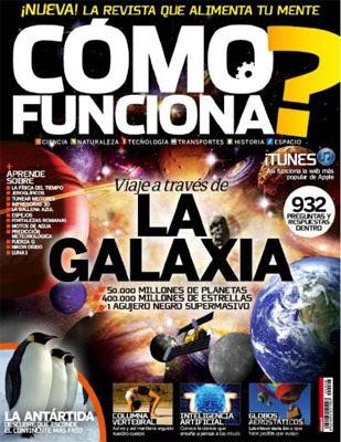 Revista: Cómo funciona - Agosto 2011 [35.05 MB | PDF]