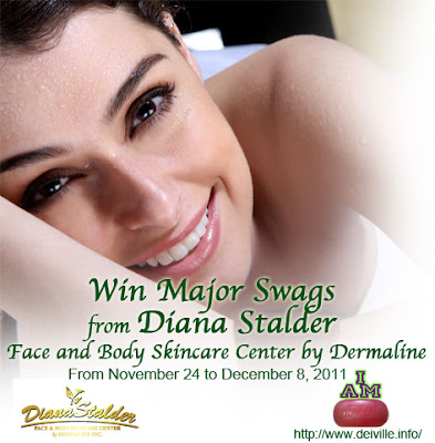 "Winners for ""Win Major Swags from Diana Stalder by I.am.Dial."" Online Giveaways 3"